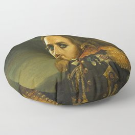 Tim Minchin - replaceface Floor Pillow