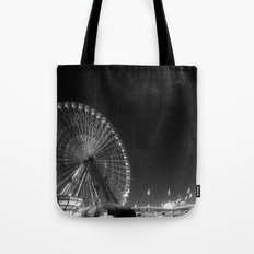 State Fair of Texas Ferris Wheel Tote Bag