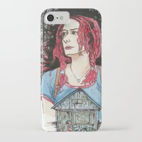 eternal sunshine of the spotless mind iPhone & iPod Cases featuring Eternal Sunshine of the Spotless Mind by Charlie Thomason
