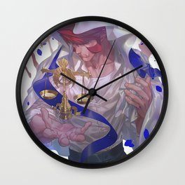 Blood Blockade Battlefront Wall Clock