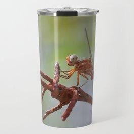 Nature in pastel shades Travel Mug