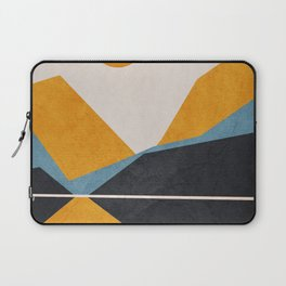 Line Mountain Beauty II Laptop Sleeve