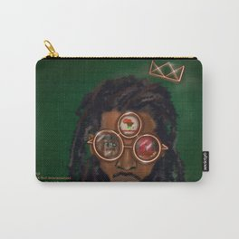 KWANZAA Gifts and Cards for a King Carry-All Pouch