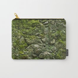 Green wall Carry-All Pouch