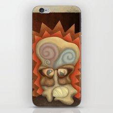 Harlan finds himself iPhone & iPod Skin