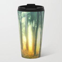 Radiant Forest Travel Mug