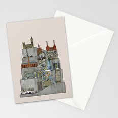 London Rising Stationery Cards