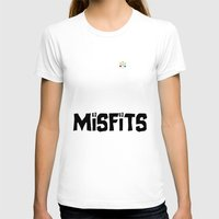 misfits T-shirts featuring Misfits always say die... by Geekleetist
