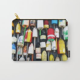 "Captured Photography Salt Series ""Buoys"" Carry-All Pouch"