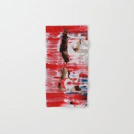 Red 001 Hand & Bath Towel