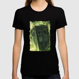Tardis In The Swamp T-shirt