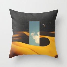 Monolith II Throw Pillow