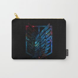 Wings Of Justice: Galaxy Carry-All Pouch