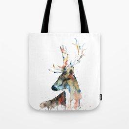 Deer - Fallow Deer Tote Bag