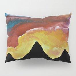 Everest Silhouette Pillow Sham