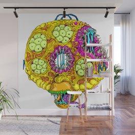 Monster Donut Wall Mural