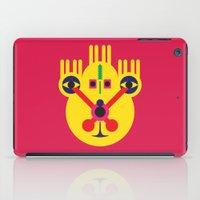 lsd iPad Cases featuring LSD: Dream Emulator Character B9 by G.D.D.E