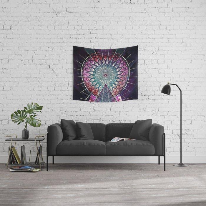 trww cythydryl Wall Tapestry