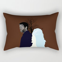 Always By Your Side Rectangular Pillow