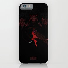 Face Your Demons Slim Case iPhone 6s