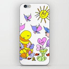 """Love Brings"" iPhone Skin"
