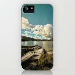Irish Skies II iPhone Case