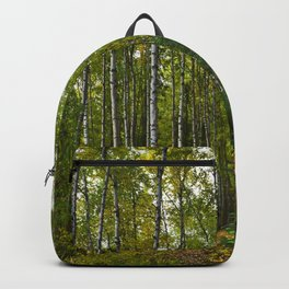 Birch Forest Hiking Backpack