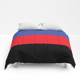 Polyamorous Flag Comforters