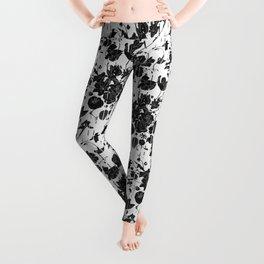 Digital Floral Leggings