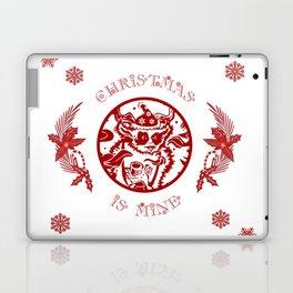 Christmasis mine Laptop & iPad Skin