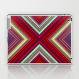 Electronic Ruby Laptop & iPad Skin