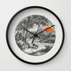 Another Day Wall Clock