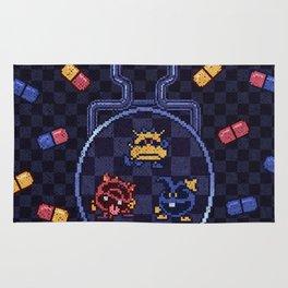 Mario Doctor Rug