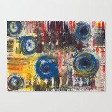 Abstract Nr. 2 Canvas Print
