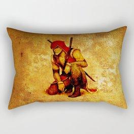 art creed Rectangular Pillow