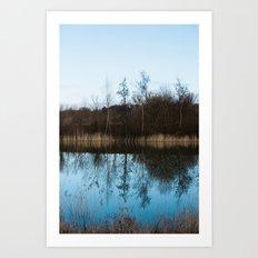 Reflection I Art Print