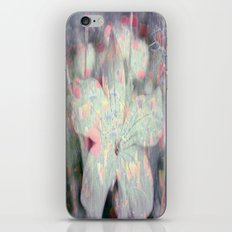 Flowers and Fields iPhone & iPod Skin