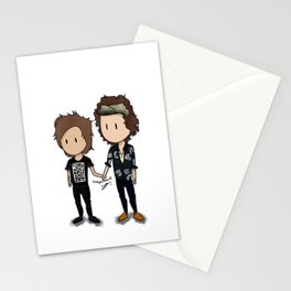 Chibi H/L Stationery Cards