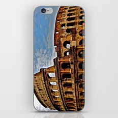 Do as the Roman's do iPhone & iPod Skin