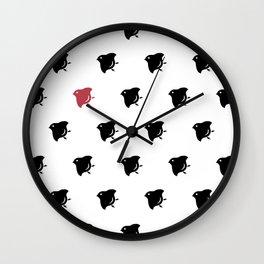 CHIDORI Wall Clock