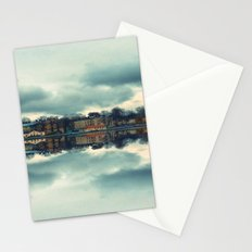 Stockholm upside-down Stationery Cards