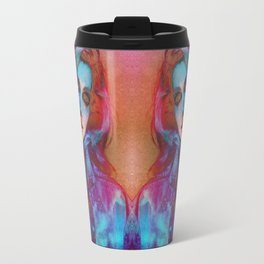 Galaxy Grunge Travel Mug
