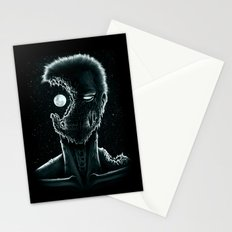 Eye of the Living Dead Stationery Cards