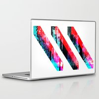 prism Laptop & iPad Skins featuring PRISM³ by DREW WISE