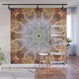 Space Mandala no21 Wall Mural