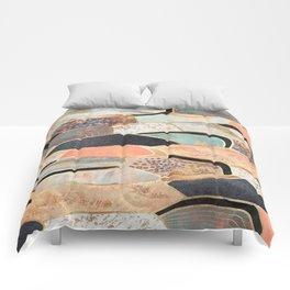 Pretty Stone 1 Comforters