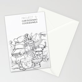 Laura Stationery Cards