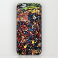 spawn iPhone & iPod Skins featuring Minion Spawn by Christina Stavers