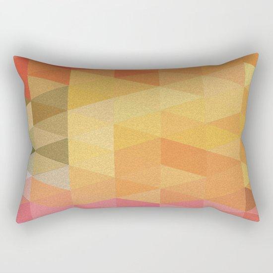 One More Yellow Crush Rectangular Pillow
