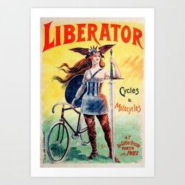 Liberator Art Print